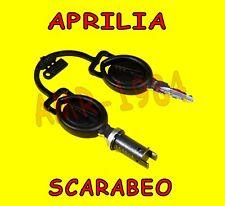 SERRURE MÉCANISME OUVERTURE SELLE APRILIA SCARABEO ORIGINAL AP8104601
