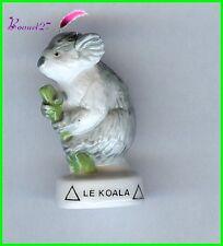 "Feve Les Animaux Sauvage Edition Atlas "" Le Koala ""  #C45"