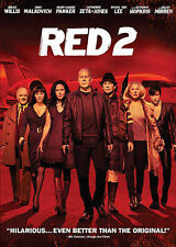 RED 2 (DVD, 2013, Canadian, French Included)