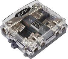 Scosche-Efx Sblock4 Digital 4-way 0/1 gauge Distribution Block