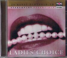Various Stereoplay Ladies' Choice 24 Karat Gold CD RAR