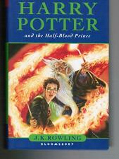 Rowling,HARRY POTTER AND THE HALF-BLOOD,Bloomsbury I ed