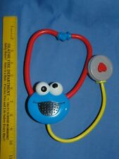 Sesame Street Medical Kit Cookie Monster Stethoscope - doctor muppets