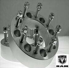2 Pc DODGE RAM 2500 BILLET WHEEL ADAPTERS SPACERS 1.50 Inch # AP-8650C9/16