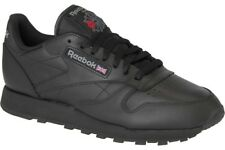 Reebok Classic Leather Sneaker schwarz 44 2267