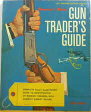 Shooter's Bible Gun Trader's Guide 5th Revised Edition 1968 Paul Wahl