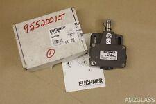 Euchner N11RL-M #086299 Single Plunger Limit Switch ~ New In Box Surplus