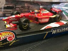 1/18 Mattel  1998 WILLIAMS-MECACHROME FW20 #2 H. H. FRENTZEN - F1 - NEW