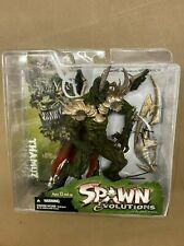 Spawn Evolutions The 29th Series: Thamuz Action Figure. New; 2006 McFarland Toys
