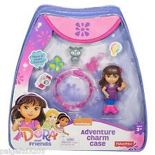 Nickelodeon Fisher-Price Dora and Friends Adventure Charm Case
