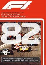 FORMULA ONE 1982 - F1 Season Review - KEKE ROSBERG  Grand Prix 1  - Reg Free DVD