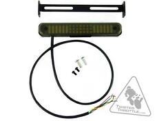 AdMore Lighting High Output Premium LED Brake/Turns/Running Light Bar (CLEAR)