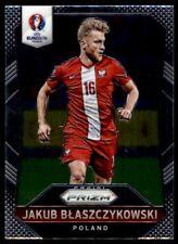 Panini Euro 2016 Prizm Jakub Blaszczykowski Poland Base Card No. 140