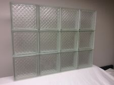 32 x 24 Glass Block Window DM Pattern by Seves