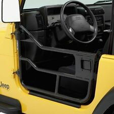 Bestop HighRock Element Doors 97-06 Jeep Wrangler TJ & Unlimited LJ Matte Black
