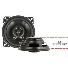 "Retrosound Pair of 4.5"" Ultra Slim Coaxial Car Speakers 80w R-452N Neodymium"