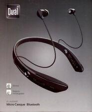 Écouteurs tours de cou microphone bluetooth sans fil