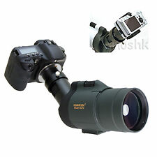 25-75x 1800mm 5500mm Telescope for Canon 700D 6D 650D 1Dc 60Da 5D 1Dx Cameras