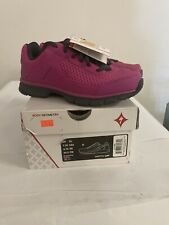 Specialized Cadette Women Cycling Shoes Spin SPD MTB EU 38 US 7.25 NEW