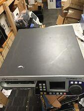 Grass Valley Turbo R iDdr Intelligent Digital Disk Recorder