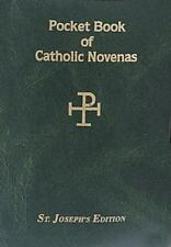 Pocket Book of Catholic Novenas: By Lawrence G Lovasik