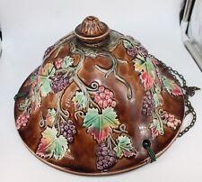 Barbotine vasque à fleurs