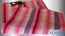 2 Duschtücher VOSSEN Calypso rainbow  550 g/m² rosy pink