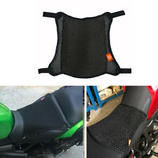Motorcycle Bike Cushion Seat Cover Net Anti-slip Heat Insulation Sleeve L Size