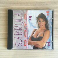 Sabrina Salerno - Boys - CD Album - Tring 1997 UK - fuori catalogo - RARO
