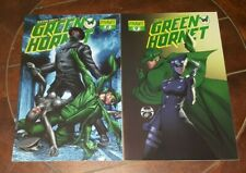 The Green Hornet Vol.1 #8 & #9, (2010, Dynamite): Kevin Smith & Jonathan Lau!