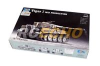 TRUMPETER Military Model 1/72 Tiger I MID Production Scale Hobby 07243 P7243