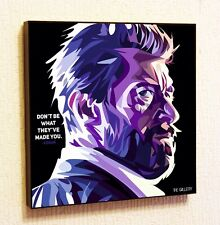 Logan Marvel DC Comics decals Decor Print Wall Art Poster pop Canvas