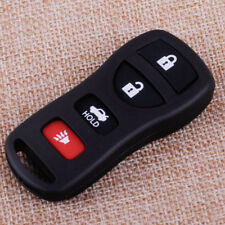 4 Buttons Key Fob Shell Cover Case KBRASTU15 Fit For Nissan Infiniti FX45 QX56