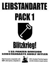ASL, Advanced Squad Leader Modul: Leibstandarte Pack 1: Blitzkrieg Lcp