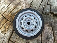 Jaguar XJ6 Rear Wheels / Tyres V12 RC Banger Stock 1300 Kamtec £4.99 Silver