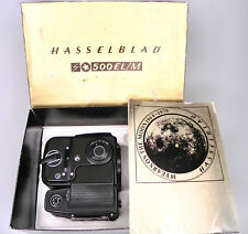 Hasselblad Black ELM 10 Years Moon Anniverrsary with 16 Back #1470