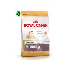 ROYAL CANIN BULLDOG INGLESE JUNIOR 30 12 kg CANE DOG CROCCHETTE SACCO
