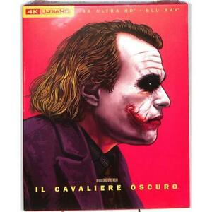 EBOND Il Cavaliere Oscuro(Art Edition)(4K Ultra HD + 2 BLURAY) D610018
