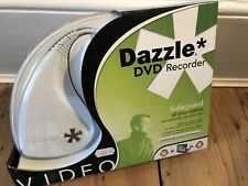 Dazzle DVD Recorder Video Capture Device With Cables ~ New Open Box