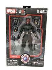 Marvel Legends Marvel Studios The First 10 Years Red Skull Hydra Soldier