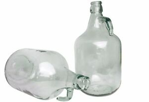 5L Wine making /storage thick glass Demijohn/Carboy ,optional accessories