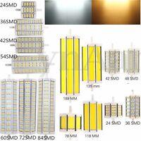 R7S LED 78/118/135/189MM COB 5050 2835 5730 5630 SMD Fluter Stab Brenner Lampe