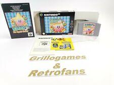 "Nintendo 64 Spiel "" Kirby The Crystal Shards "" N64 | Ovp | Pal |"