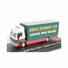 Eddie Stobart MAN L2000 Box Lorry F1459 Valarie Ann 1:76