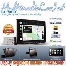 "Alpine Ilx-f903d Autoradio Monitor 9"" USB CarPlay Android DAB BT HD Garanzia"