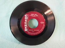 Steve Alaimo, Every Day I Have To Cry / Little Girl, 1962 Checker 1032 Soul