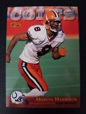 Rookie Classic Football Trading Cards Marvin Harrison For