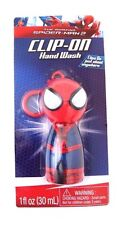 Marvel The Amazing Spider-Man 2 Clip-On Hand Wash Liquid Soap Free Shipping