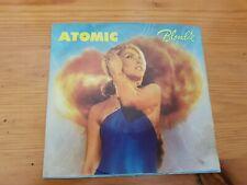 BLONDIE '' ATOMIC '' SINGLE 45 GIRI MADE IN USA  EX/EX