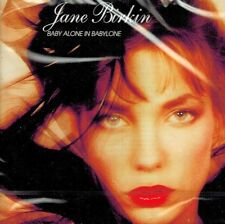 CD MUSICALE NUOVO/scatola originale-Jane Birkin-BABY alone in Babylone